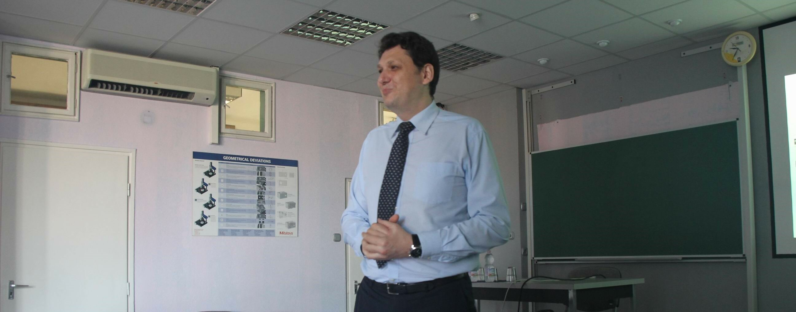 Our former student Vladimir Serebrenny was appointed as the rector of the Moscow State Technological University STANKIN