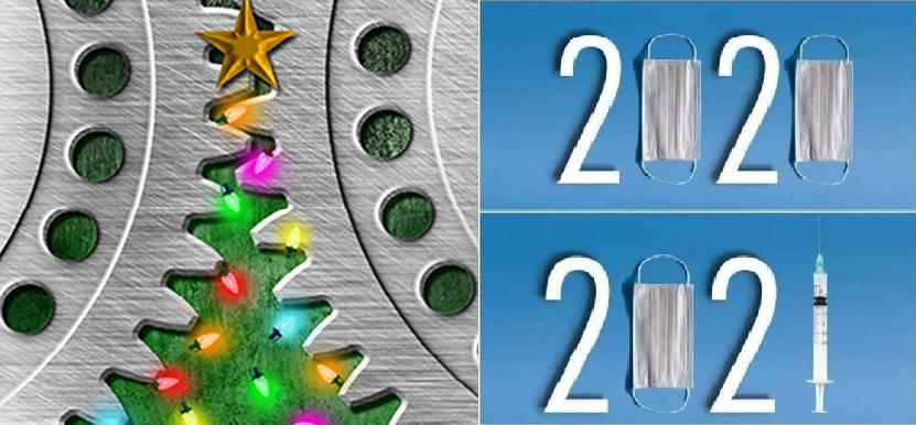 Boldog karácsonyt és egészségben, sikerben, örömben gazdag új esztendőt kívánunk!